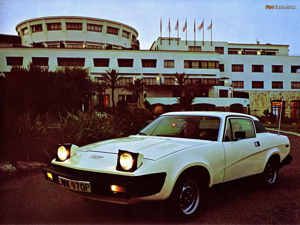 Triumph TR7 1974–81 pictures (1024 x 768)