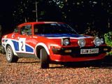 Triumph TR7 Rally Car 1975–81 pictures