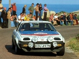 Triumph TR7 Rally Car 1975–81 wallpapers