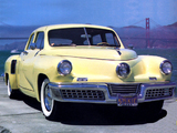 Tucker Sedan 1948 photos