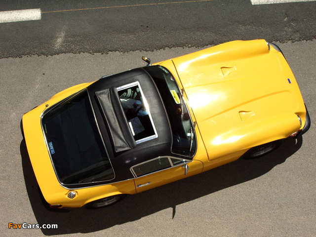Pictures of TVR Taimar 1976–79 (640 x 480)