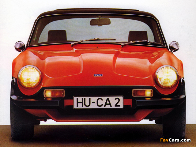 TVR 3000M 1972–80 pictures (640 x 480)