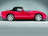 Pictures of TVR Tuscan S Convertible 2005
