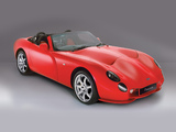 TVR Tuscan S Convertible 2005 wallpapers