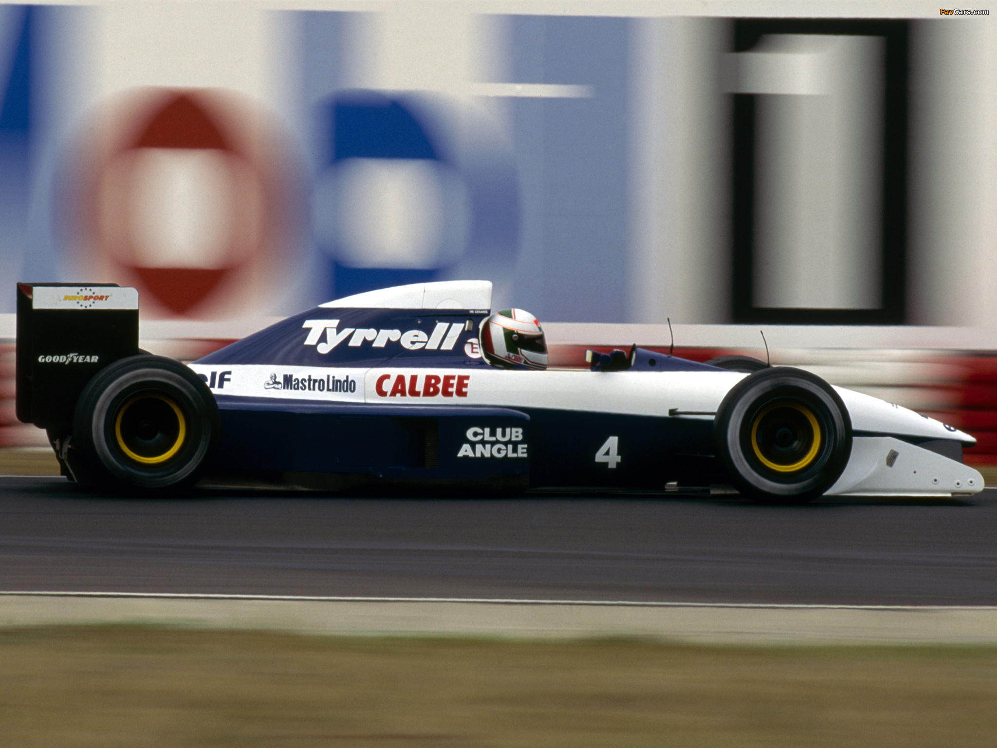 Image result for 1992 tyrrell