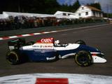Tyrrell 020C 1993 wallpapers