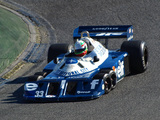 Tyrrell P34 1976 wallpapers