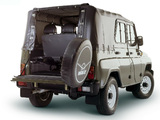 Images of UAZ Hunter (315195-130) 2003