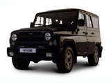 Photos of UAZ Hunter (315195) 2003