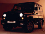 UAZ Hunter (315195) 2003 wallpapers