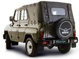 UAZ Hunter (315195-130) 2003 wallpapers