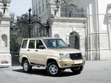 Photos of UAZ Patriot Sport (3164) 2010