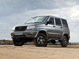 Photos of UAZ Patriot 70 (3163) 2011