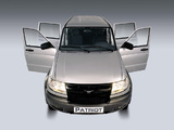 Pictures of UAZ Patriot (3163) 2005
