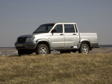 Images of UAZ Pickup (23632) 2008