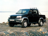 UAZ Pickup (23632) 2008 pictures