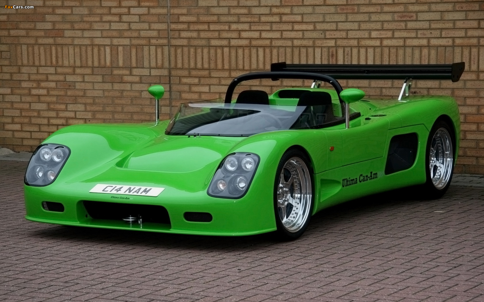 Images of Ultima Can-Am 720 2013 (1680 x 1050)