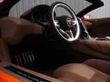 Savage Rivale Roadyacht GTS Concept 2009 wallpapers