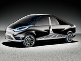 MBTech Reporter Plug-In Hybrid Pickup Concept 2010 wallpapers