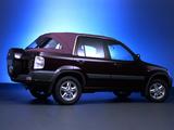 Images of Valmet Honda CR-V Open Air (RD1) 1998