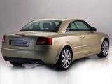 Valmet Audi A4 Coupe-Cabrio I Concept 2004 photos