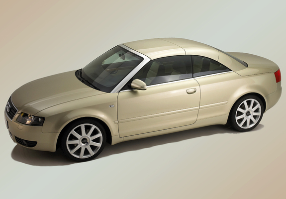 Valmet Audi A CoupeCabrio I Concept Wallpapers - Audi a4 coupe