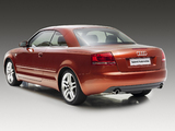 Valmet Audi A4 Coupe-Cabrio II Concept 2006 pictures