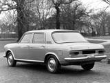 Vanden Plas Princess 1800 Prototype (ADO17) 1968 pictures