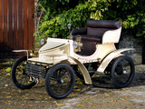 Vauxhall 5 HP 2-seater Light Car 1903 images