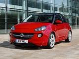 Images of Vauxhall Adam Slam 2013