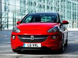 Photos of Vauxhall Adam Slam 2013