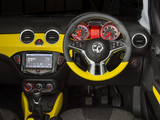 Photos of Vauxhall Adam Slam OPC Line Pack 2013