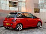 Pictures of Vauxhall Adam Slam 2013