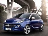 Pictures of Vauxhall Adam Jam 2013