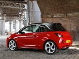 Vauxhall Adam Slam 2013 images