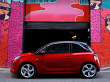 Vauxhall Adam Slam 2013 pictures