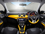 Vauxhall Adam Slam OPC Line Pack 2013 pictures