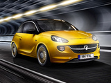 Vauxhall Adam Slam OPC Line Pack 2013 wallpapers