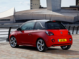 Vauxhall Adam Slam 2013 wallpapers