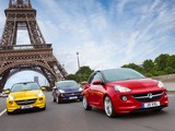 Vauxhall Adam photos