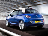 Vauxhall Adam Jam 2013 wallpapers