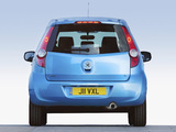 Pictures of Vauxhall Agila 2008