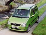 Vauxhall Agila 2000–04 pictures