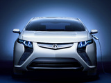 Images of Vauxhall Ampera Concept 2009