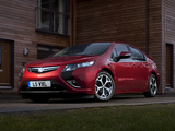 Images of Vauxhall Ampera 2011