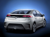 Photos of Vauxhall Ampera Concept 2009