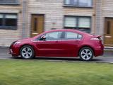 Photos of Vauxhall Ampera 2011
