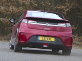 Pictures of Vauxhall Ampera 2011