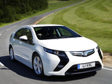 Vauxhall Ampera Prototype 2010 wallpapers