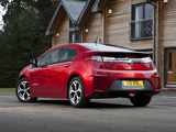 Vauxhall Ampera 2011 photos